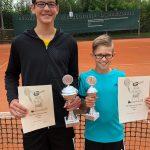 Zwei Sieger in Fürth